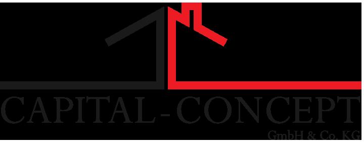 Capital concept logo